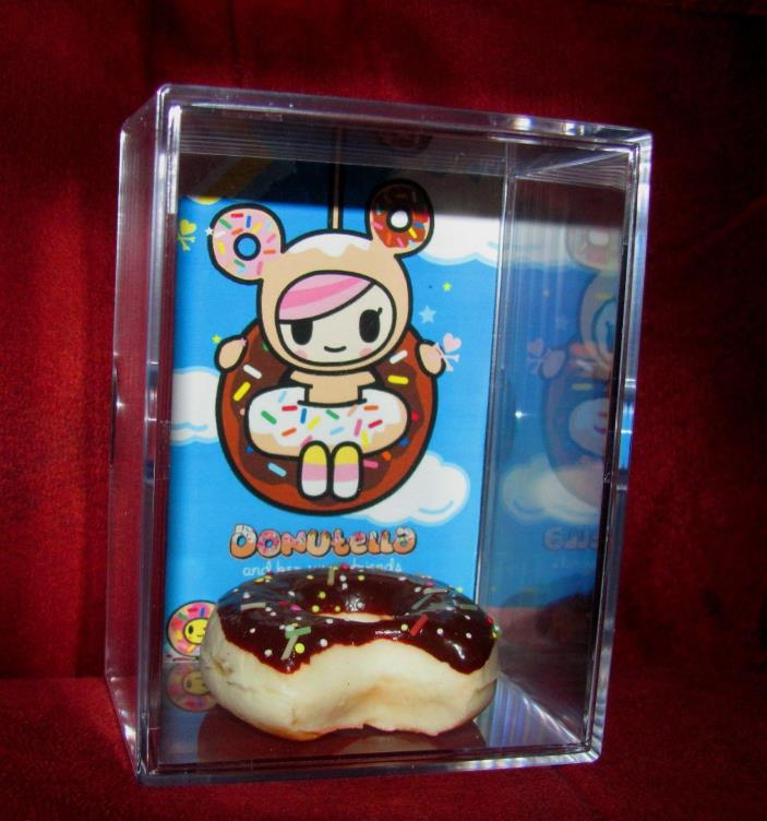 Tokidoki Donutella ~DISPLAY BRANDNEW~Brand New Listing...