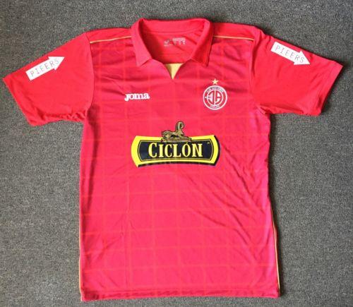 JOMA Juan Aurich Chiclayo Peru Soccer Jersey #9 Men's Size XL Ciclon Pieers
