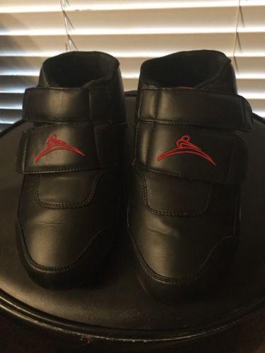 Ringstar Fight Pro Martial Arts Shoe Black Size 8