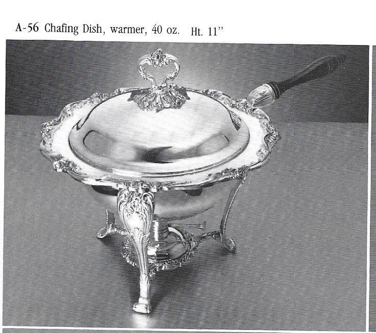 Lunt Chafing Dish A-56