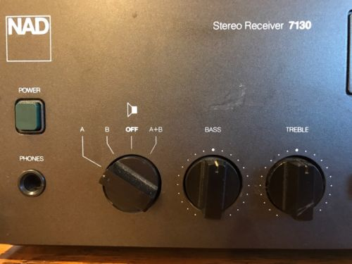 NAD 7130 Stereo Receiver AM / FM