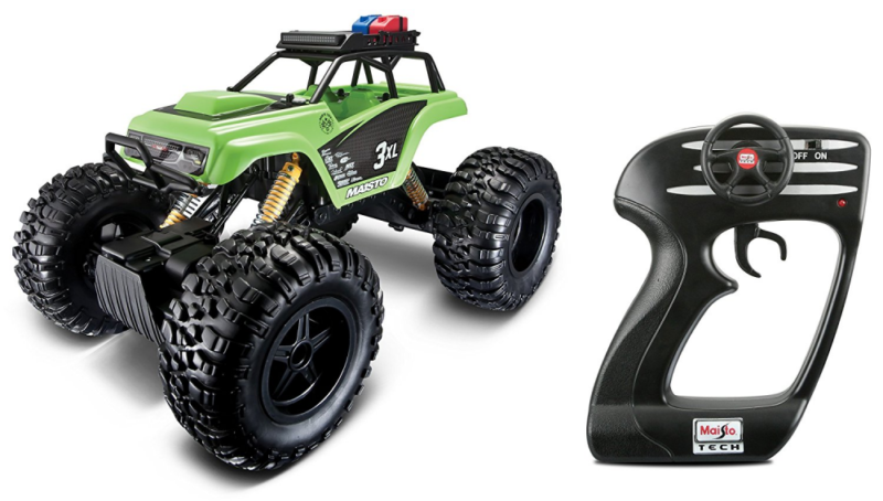 Maisto R/C Rock Crawler 3XL Radio Control Vehicle