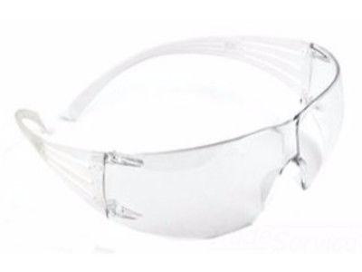 Anti-Fog Sfty Glasses Poly Adj Clr Lens 20/Case