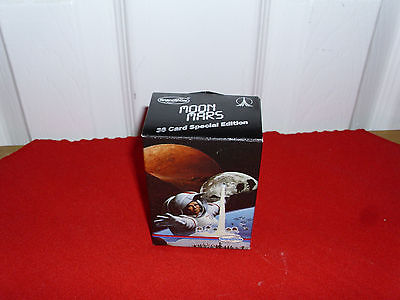 SpaceShots Moon Mars 36 Card Special Edition