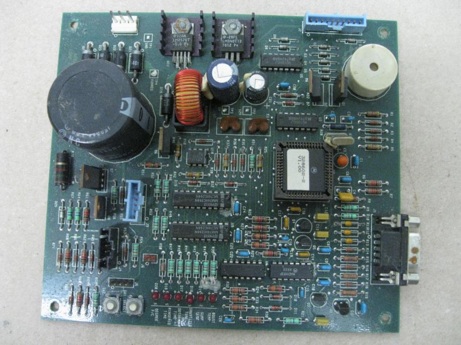 Hobart Commercial Dishwasher LX Series Part # 328713 Control Board