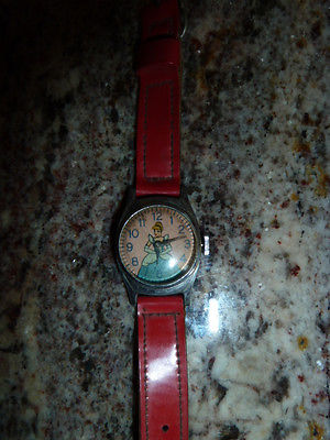 Cinderella Vintage watch 1950's