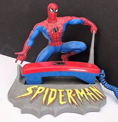 Marvel Spiderman Vintage Phone