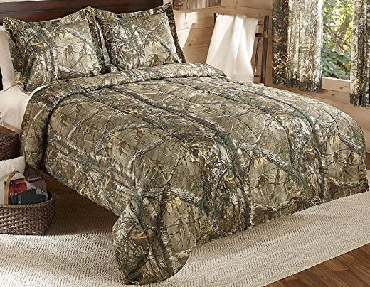 Wildlife Comforter Set Queen Realtree Comforter Set