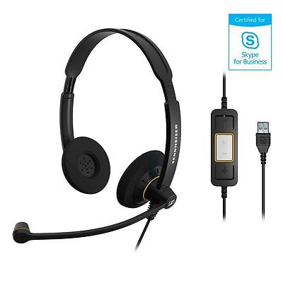 Sennheiser headset SC 60 USB ML, Brand New, Free Shipping