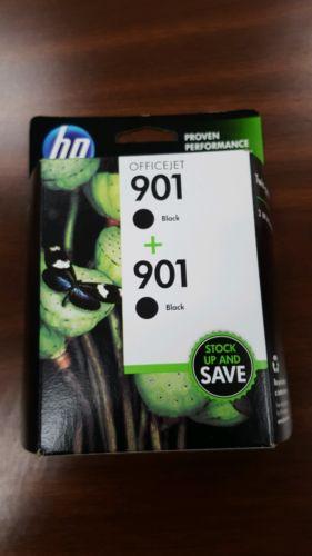 HP 901 Black 2 packs