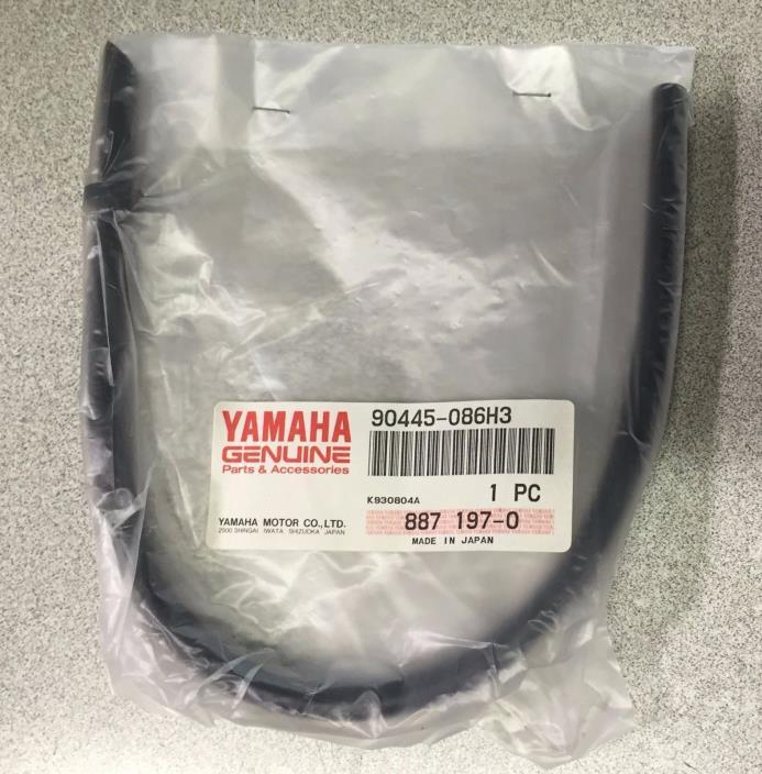 Genuine Yamaha starter hose - Yamaha # 90445-086H3