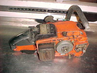 Echo 452VL Chainsaw Parts Missing AS IS LOOK