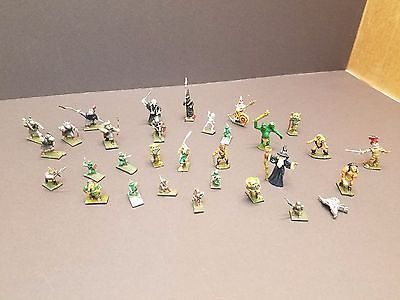 Lot of Assorted Dungeons & Dragons Lead/Tin Figures Free Shipping