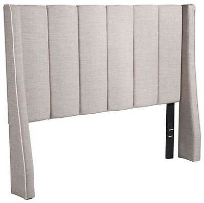 Gilded Age Full Headboard in Dove Gray [ID 3503864]