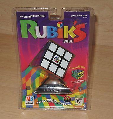 Milton Bradley RUBIKs Cube PuzzleToy Game 2007 - Brand NEW