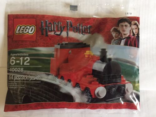 Lego Harry Potter Hogwarts Train Polybag