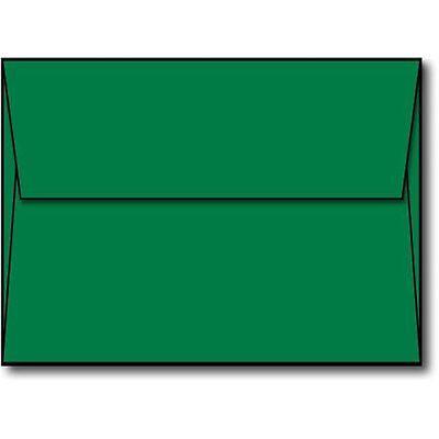Green A6 Envelopes - 4 3/4 X 6 1/2 - 100 Envelopes