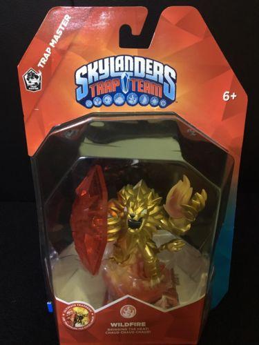 Skylanders Trap Team Wildfire