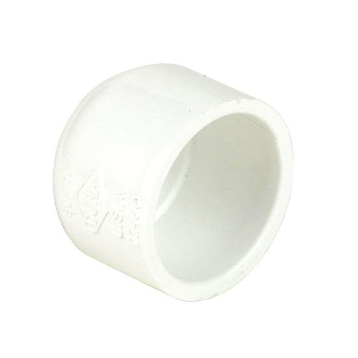 HD271 DURA 6 in. Schedule 40 PVC Slip Cap 447-060
