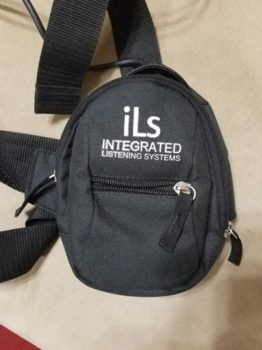 ILS INTEGRATED LISTENING SYSTEM TOTAL FOCUS LOADED MINT IPOD TOUCH!!!!!