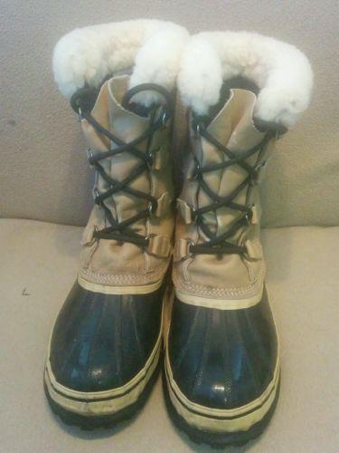 Mens sorel caribou boots