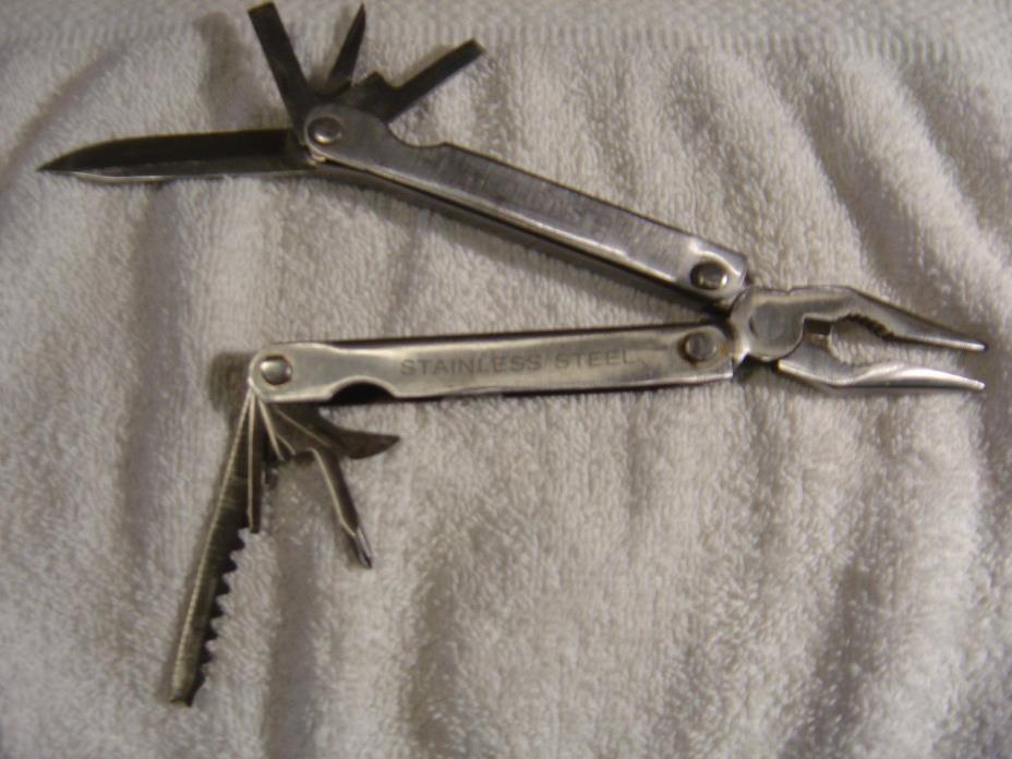Vintage Pro Case Multi Tool