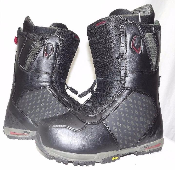 Burton Imperial Used Men's Snowboard Boots Size 9 #568239