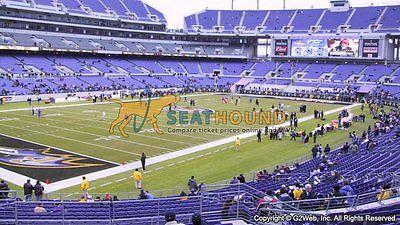 NFL Baltimore Ravens 2017 FULL Season Tickets for Sale