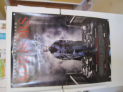 Movie Poster  MIRRORS Kiefer Sutherland Poster 27 x 40