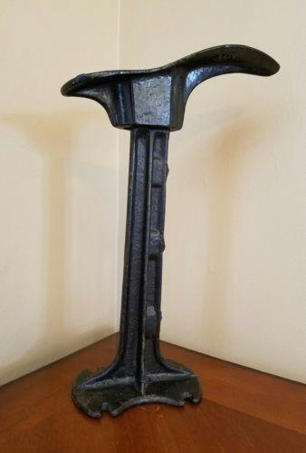 Cobblers Shoe Fork Anvil LS 3