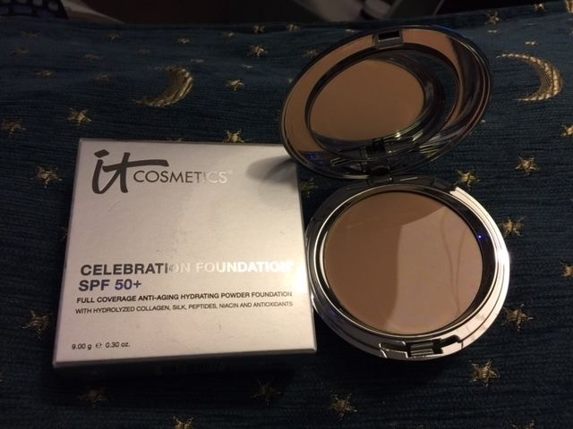 It Cosmetics Celebration Foundation Light NEW IN BOX