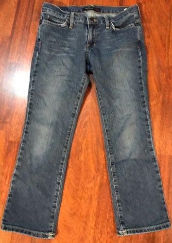 American Eagle Women's Size 2 Capri Jeans