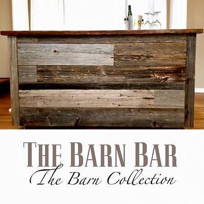 Rustic Shabby Barn wood Bar weddings events