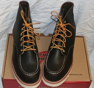 Red Wing 6 inch Moc Toe boots (Nordstrom exclusive)