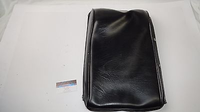 Vintage Kitty Cat Seat Cover only(Black) 72,73,77,78,79,Arctic Cat,Kawasaki