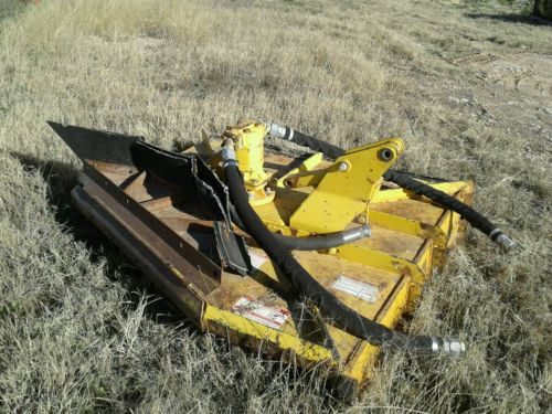Alamo BA60 Side Boom Ax Mower 60