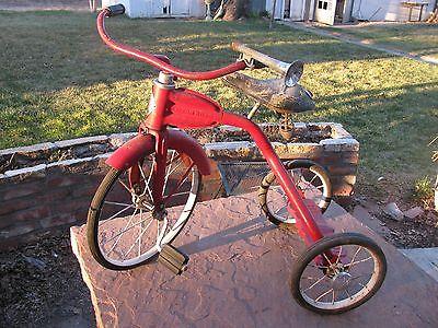 1939 National Toledo Tomboy Tricycle