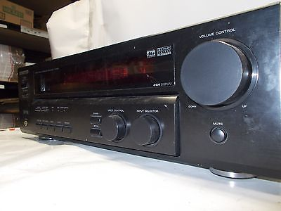 Vintage Stereo Equipment Kenwood VR-616 Audio Video Surround Receiver