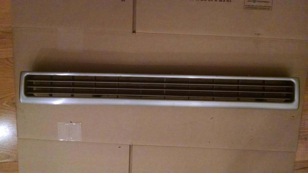 Genuine KitchenAid Microwave Stainless Steel Grille Vent 8205428