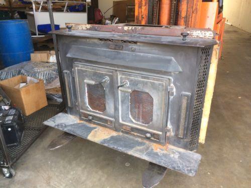 buck wood stove