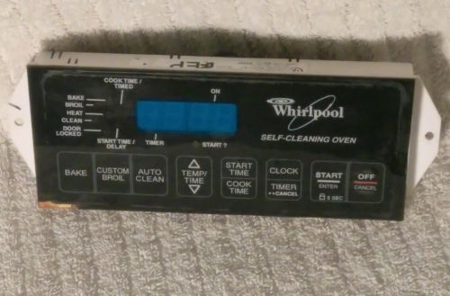Whirlpool oven control part # 8522477 B 1