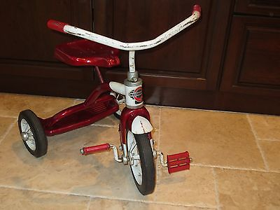 Vintage western flyer tricycle approx. 1963