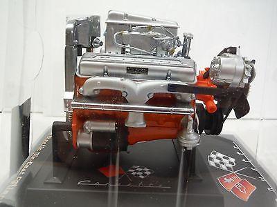 Corvette 327 Fuel Injection Small Block Engine Replica 1:6 Liberty Classics MIB