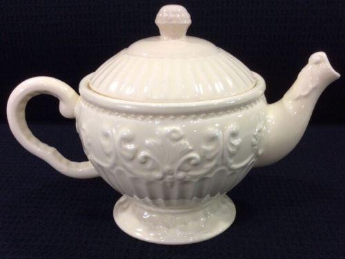 American Atelier Baroque TEAPOT 3 Cups