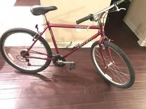 Trek mountain bike (Bartlett)