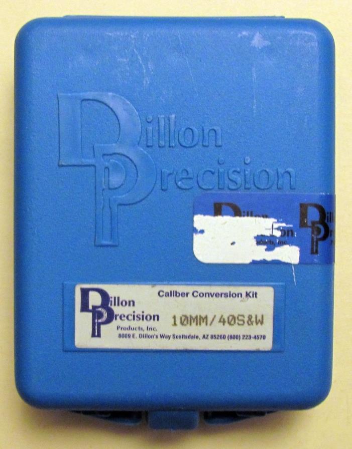 Dillon RL550 Conversion Kit 10MM 20179 40 S/&W