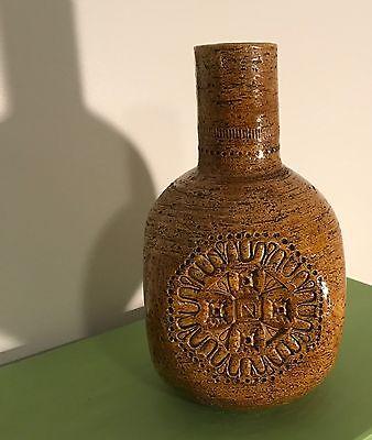 Large Vintage Bissoi Ceramic Vase