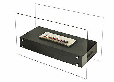 BioFlame Evoque Bio-Ethanol Tabletop Fireplace