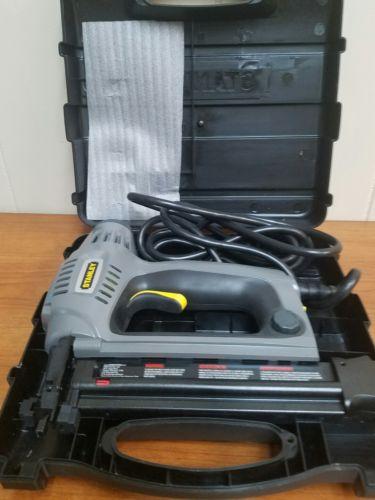 Stanley Electric Brad Nailer - TRE650