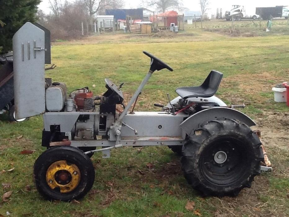 1977 1614 Power King Garden Tractor